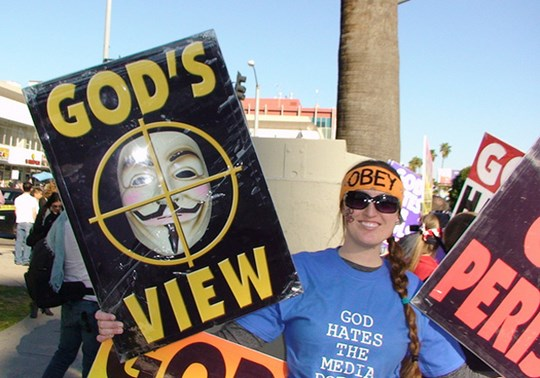 The Westboro Baptist in All of Us