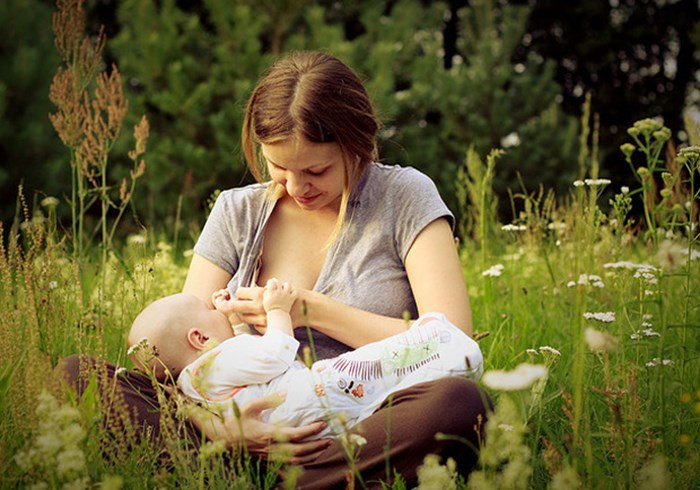 How Breastfeeding Brought Me Closer to God
