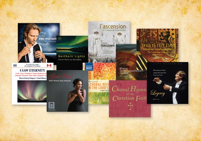 Notable Sacred Music for 2012