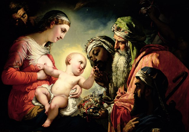 Worship Christ the Newborn King