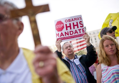Obama Administration Tweaks Rules on Contraception Coverage