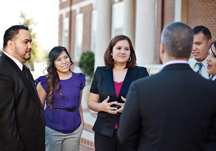 Why Latino Enrollments Are on the Rise
