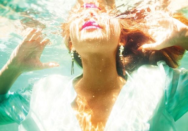 The Sabbath Swimming Lesson