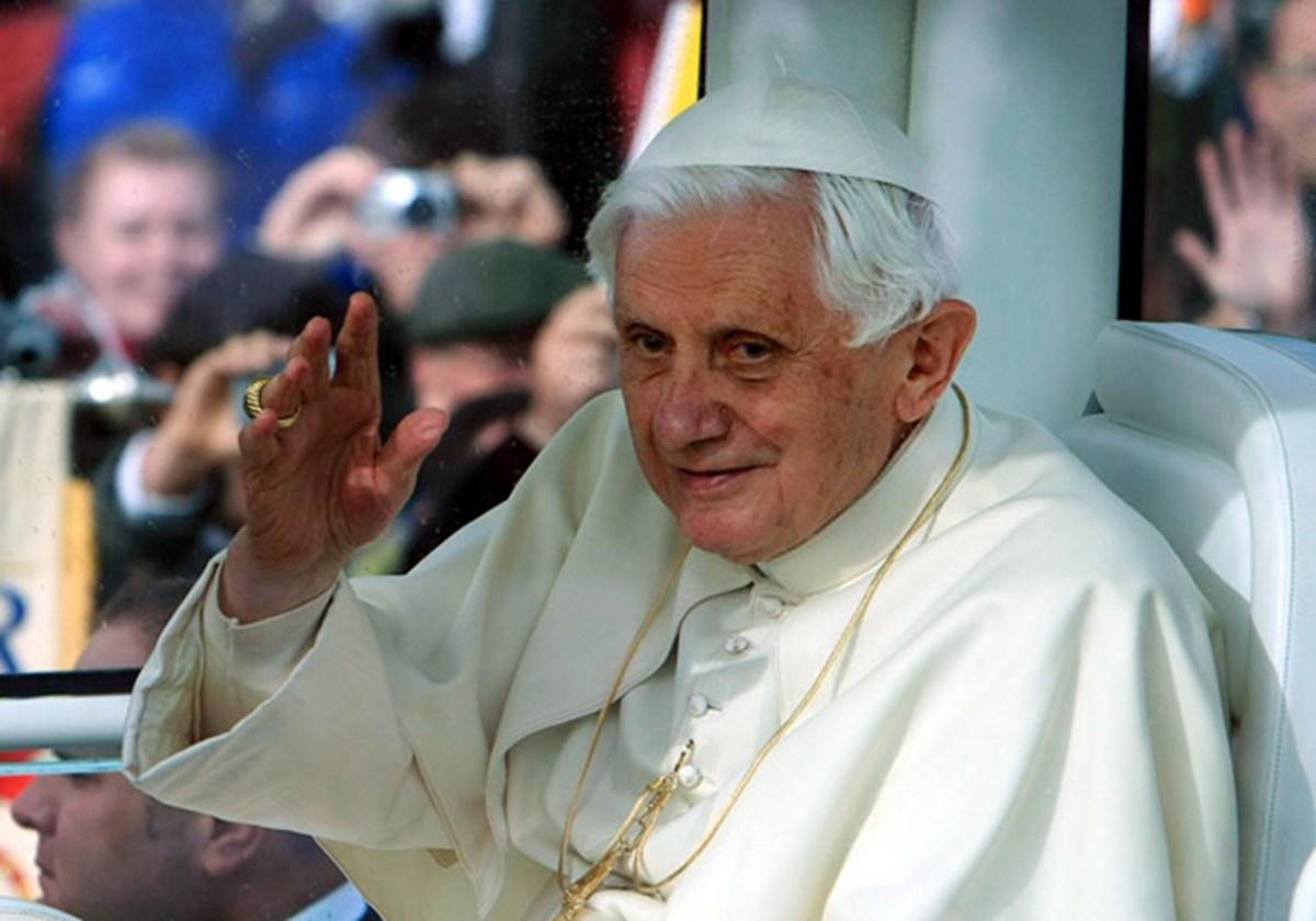 Why Evangelical Leaders Love Pope Benedict XVI