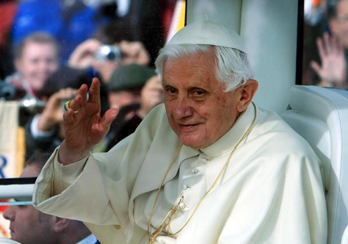 Why Evangelical Leaders Love Pope Benedict XVI (And His Resignation)