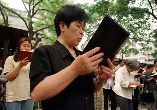 China Isn't Trying to Wipe Out Christianity
