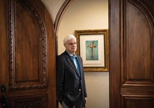 Ravi Zacharias's Brush with Suicide