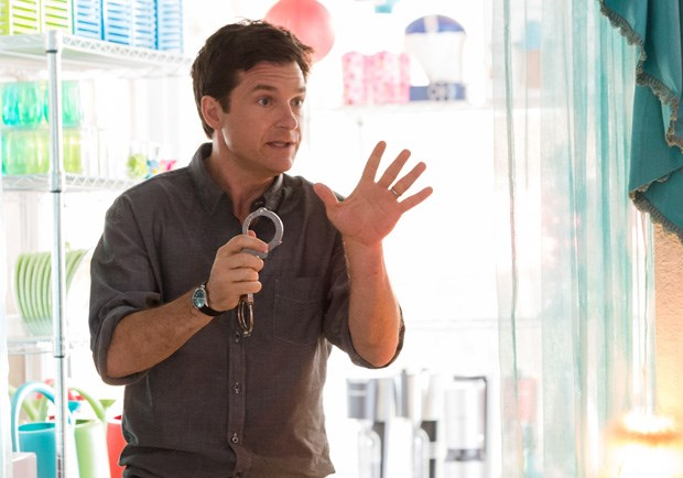 The Hands of Jason Bateman and the Hands of Christ