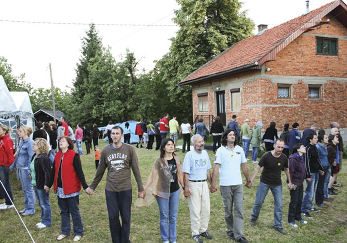 Nontraditional Believers Recover Christian Community