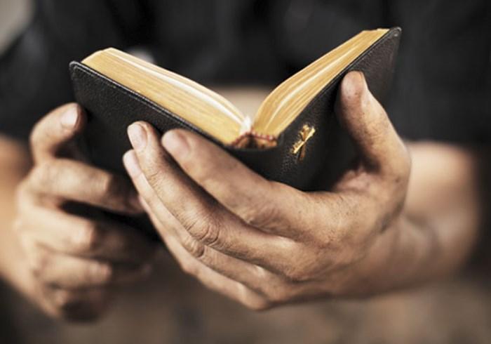 Defending Scripture. Literally.