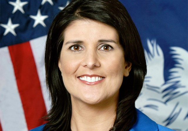Q & A: Nikki Haley on Faith, the 'War on Women,' and Why She Would Say No to VP