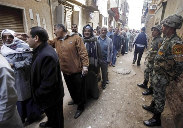 Egyptian Christians Back to Square One Ahead of Election