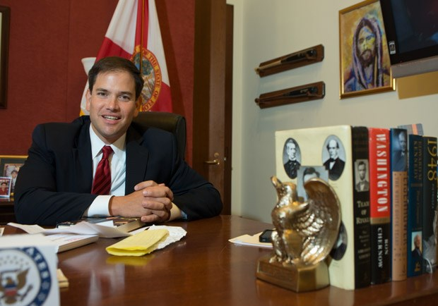 Q & A: Marco Rubio on His Faith of Many Colors