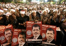 What Egyptian Christians Think About Their New Islamist President