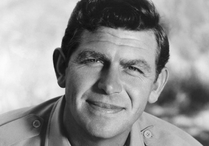 Andy Griffith: 'It Was All About Love'