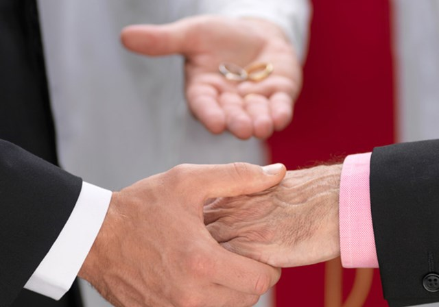 Episcopal Church Approves Same-Sex Blessing Rites