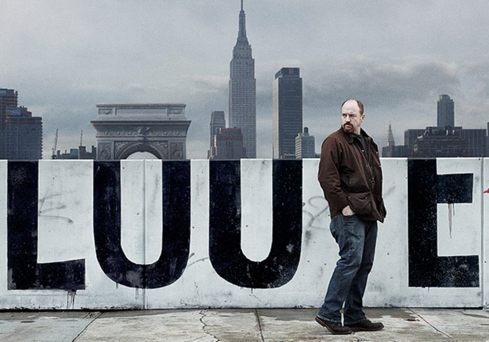 Louis C. K. Disses Himself