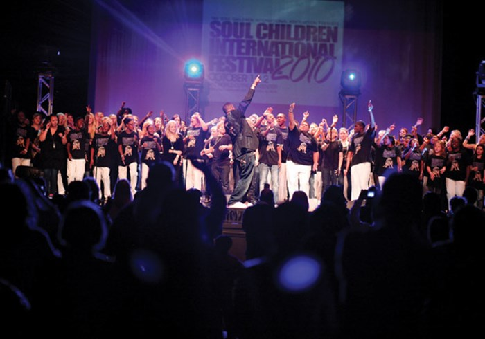 Gospel Goes Global