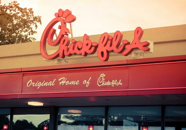 Can Cities Really Block Chick-fil-A?
