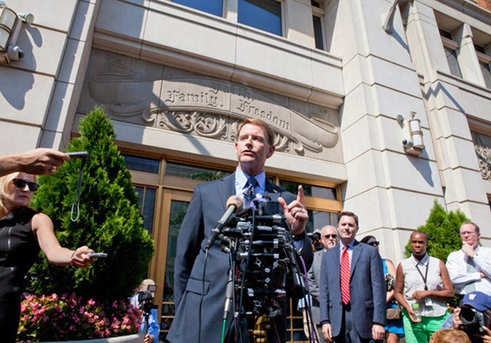 Family Research Council Points to Southern Poverty Law Center in Sparking Shooter's Reaction