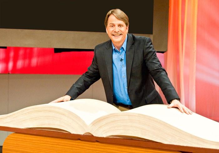 Jeff Foxworthy: 'You Know I'm an Idiot'
