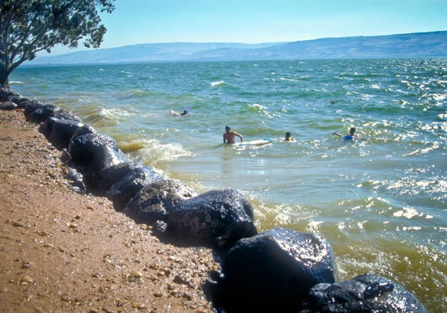 Is Skinny-dipping in the Sea of Galilee Sacrilegious?