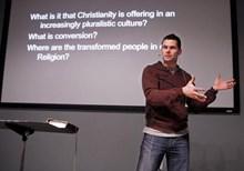 Mars Hill Bible Church Names Rob Bell's Successor: Kent Dobson