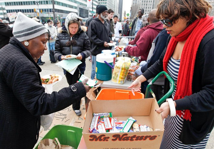Food Fights: Homeless Ministries Respond to Restrictions