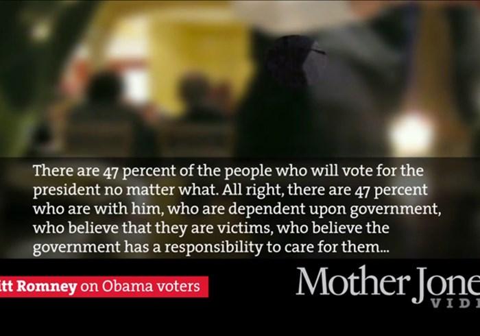 Romney vs. Romney on the Safety Net