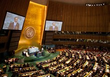 Obama at the U.N.: A New Religion Doctrine