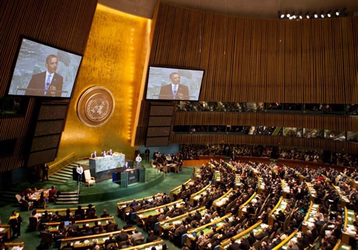 Obama at the U.N.: A New Religion Doctrine