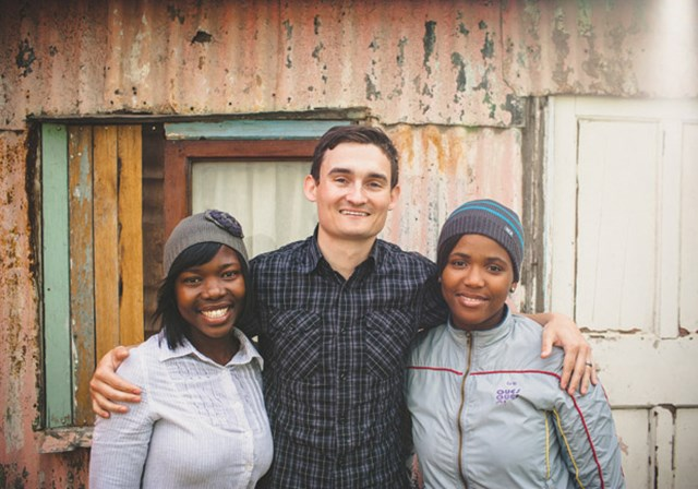 Justin Zoradi Believes Education Can Eradicate Poverty
