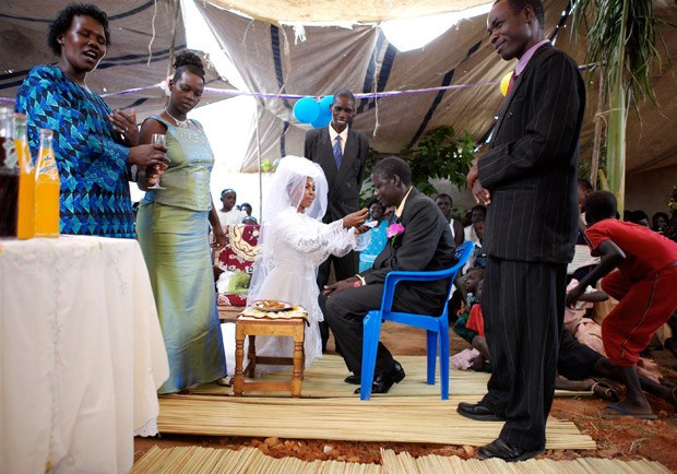 Uganda Tells 1 Million Couples: You're Not Really Married