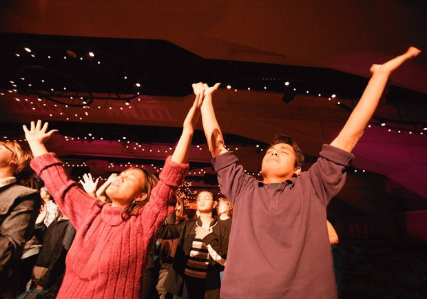 Is Megachurch Worship Addictive?