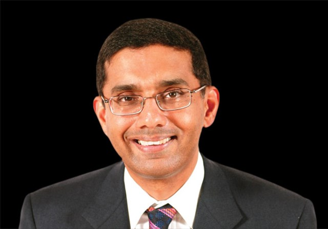 Dinesh D'Souza Resigns as President of The King's College