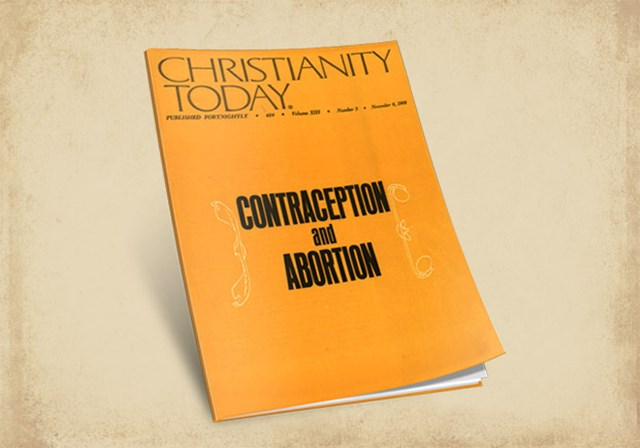 'When Evangelicals Were Pro-Choice'—Another Fake History