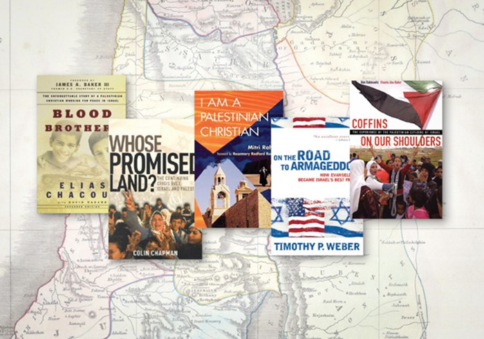 My Top 5 Books on Israel & Palestine