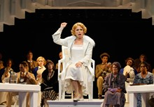 A Century After Bringing the Theater to Church, Aimee Semple McPherson Heads to Broadway