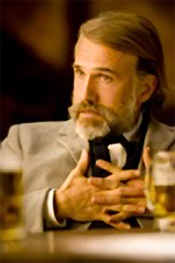 Christoph Waltz as Dr. King Schultz