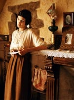 Audrey Tautou plays Mathilde, waiting for her fiance to return from the war