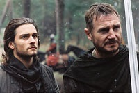 kingdom of heaven christianity today balian orlando bloom and godfrey liam neeson