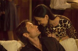 David Duchovny as Steve, Demi Moore as Kate