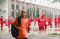 Jaden Smith as Dre Parker