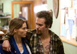 Sam Rockwell as Betty Anne's brother Kenny