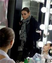 Mila Kunis as Lily