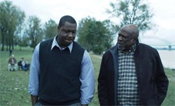 Louis Gossett Jr. as Sam's grandfather