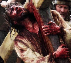 The Passion of The Christ' was rightfully violent