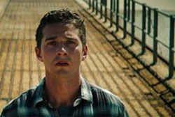 Shia LaBeouf as Sam Witwicky
