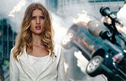Rosie Huntington-Whiteley as Carly