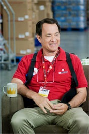 Tom Hanks as Larry Crowne